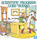 "Bandes dessinées - Casper en Hobbes - Scientific progress goes ""Boink"""