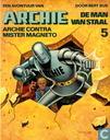 Comic Books - Robot Archie - Archie contra Mister Magneto