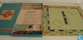 Board games - Monopoly - Monopoly De Luxe Nederlandsche Uitgave Lichtblauw