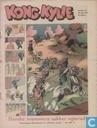 Bandes dessinées - Kong Kylie (tijdschrift) (Deens) - 1951 nummer 22