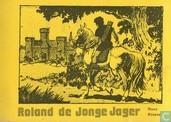 Strips - Roland - Roland de jonge jager