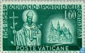 Postzegels - Vaticaanstad - Bonifatius