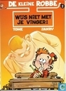Strips - Kleine Robbe, De - Wijs niet met je vinger!
