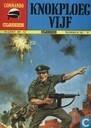 Bandes dessinées - Commando Classics - Knokploeg vijf