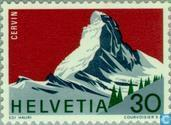Postage Stamps - Switzerland [CHE] - Swiss Alps