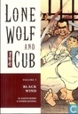 Strips - Lone Wolf and Cub - Black wind