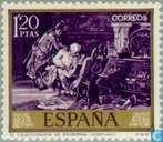Postzegels - Spanje [ESP] - Schilderijen
