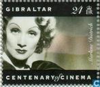 Briefmarken - Gibraltar - Kinos 1895-1995
