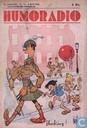 Bandes dessinées - Humoradio (tijdschrift) - Nummer  17