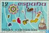 Postzegels - Spanje [ESP] - Eilanden