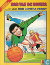 Comic Books - Roy of the Rovers - Rob contra Penny
