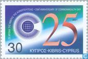 Postage Stamps - Cyprus [CYP] - 25 anniversary of Cyprus