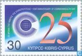 25 anniversary of Cyprus