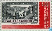 Postage Stamps - Andorra - French - Stamp Exhibition