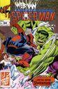 Strips - Spider-Man - Het is groen en het...