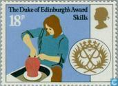 Duke of Ediburgh Award 25 years