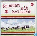 Cartes postales - cartes 3D - Hollandse kaarten