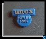 Speldjes, pins en buttons - Unox - Unox Keurpak [blauw]