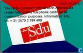 Telefoonkaarten - PTT Telecom - Siemens - SDU