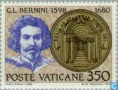 Postage Stamps - Vatican City - Bernini