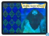 Cartes à collectionner - Harry Potter 3) Diagon Alley - Hagrid, Keeper of Keys
