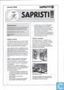 Bandes dessinées - Sapristi!! (tijdschrift) - 41, januari 2006