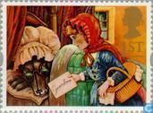 Briefmarken - Großbritannien [GBR] - Kinderbuchfiguren