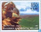 Timbres-poste - Grèce - Flore et faune