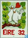Postage Stamps - Ireland - Farm Animals