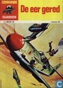 Comic Books - Commando Classics - De eer gered