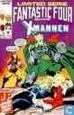 Comic Books - Fantastic  Four - Fantastic Four tegen de X-Mannen