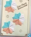 Cartes postales - cartes 3D - Origamikaarten