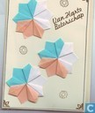 Ansichtkaarten - 3D kaarten - Origamikaarten