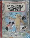 """Comics - Jo, Jette und Jocko - De """"Manitoba"""" antwoordt niet meer"""