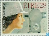 Postage Stamps - Ireland - Women in Society