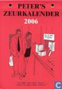 Strips - Peter's zeurkalender - Peter's zeurkalender 2006