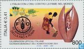 Postzegels - Italië [ITA] - Wereld Voedseldag