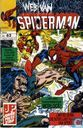 Comic Books - Spider-Man - Inferno onder de grond
