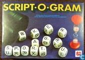 Script-o-gram  letterspel
