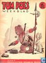Strips - Bas en van der Pluim - 1947/48 nummer 34