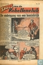 Bandes dessinées - Sjors van de Rebellenclub (tijdschrift) - 1955 nummer  32