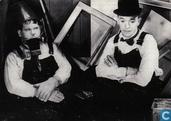 Ansichtskarten  - Film: Laurel & Hardy - Z 057