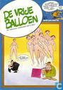 Bandes dessinées - Vrije Balloen, De (tijdschrift) - De Vrije Balloen 12