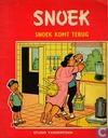 Bandes dessinées - Familie Snoek, De - Snoek komt terug