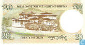 Banknotes - Royal Monetary Authority of Bhutan - Bhutan 20 Ngultrum