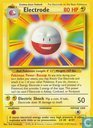 Trading cards - English 1999-01-09) Base Set (Unlimited) - Electrode