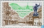 Timbres-poste - France [FRA] - Monument Remiremont