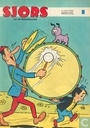 Strips - Sjors van de Rebellenclub (tijdschrift) - 1966 nummer  23
