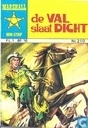 Comics - Marshall mini-strip - De val slaat dicht