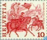 Briefmarken - Schweiz [CHE] - Folklore